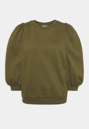 NANKITA - Sweatshirt - dark olive