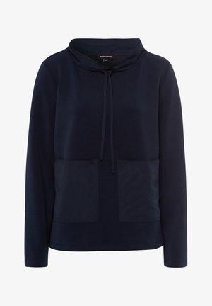 Sweatshirt - dunkelblau