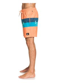 Quiksilver - WORD BLOCK VOLLEY 17 - Swimming shorts - nectarine - 3