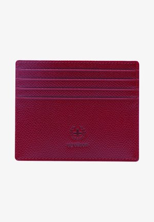 BECONTREE  - Business card holder - red