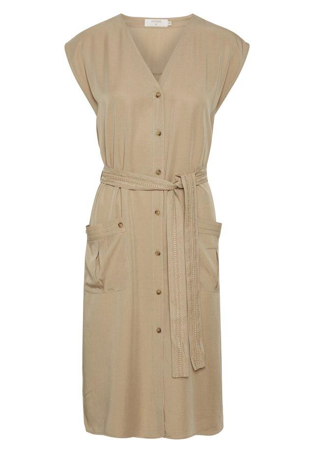Sukienka koszulowa - tannin