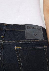 True Religion - CORA - Džíny Straight Fit - denim blue - 5