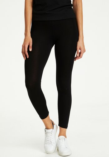 KAGILA  - Leggings - Trousers - black deep