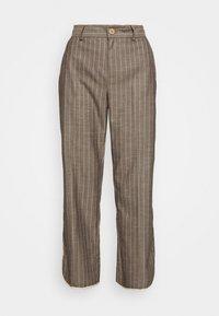 Mos Mosh - SALLY PANT - Kalhoty - sassafras - 4