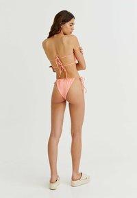 PULL&BEAR - Bikini bottoms - coral - 2