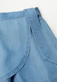 Mango - Jeansshort - lichtblauw - 2