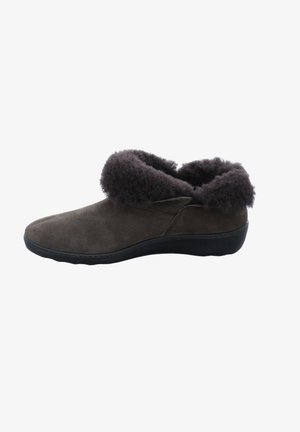 Slippers - mocca