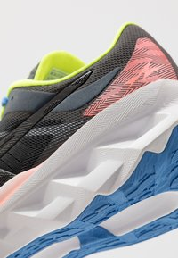 ASICS - NOVABLAST - Neutral running shoes - black - 5