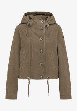 Light jacket - grau oliv
