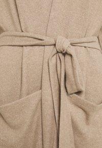 Herrlicher - CELIE BRUSHED - Cardigan - mocca melange - 2