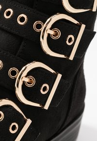 Even&Odd - Biker-/cowboynilkkurit - black - 2