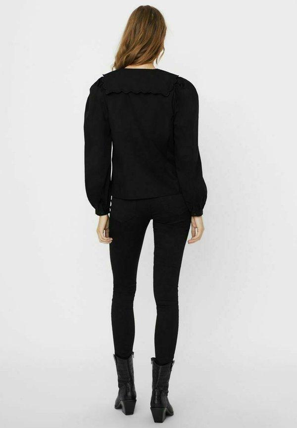 Vero Moda Bluzka - black/czarny SYSB