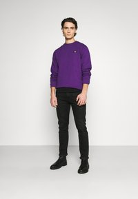 Dickies - NEW JERSEY - Felpa - deep purple - 1