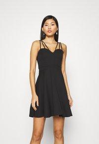 Trendyol - SIYAH - Cocktail dress / Party dress - black - 0