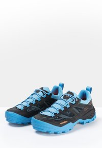 Mammut - Hiking shoes - black-whisper - 3