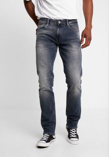 RYAN  - Jeans straight leg - dark-blue denim
