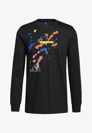 HDN JOURNEY - T-shirt med print - black