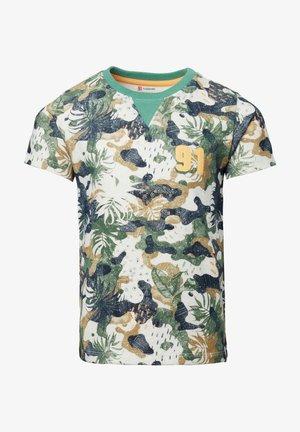 LEGUME - Print T-shirt - Print T-shirt - green