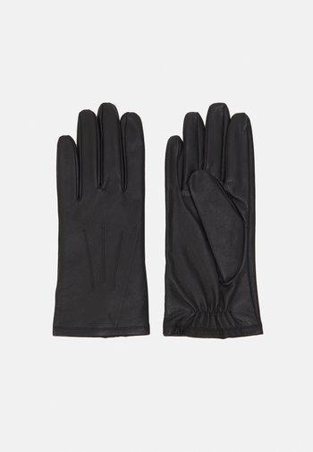 CORE - Rękawiczki pięciopalcowe - black