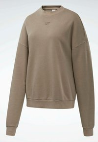 Reebok Classic - REEBOK CLASSICS NATURAL DYE OVERSIZE CREW DRESS - Sweatshirt - grey - 8