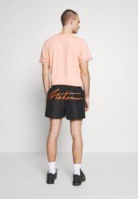 Metissier - LIMONT - Shorts - black - 2