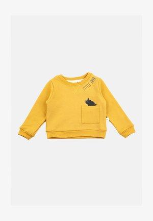 MARLI - Sweatshirt - yellow mellow