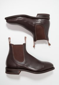 R. M. WILLIAMS - COMFORT CRAFTSMAN SQUARE G FIT - Classic ankle boots - chesnut - 1