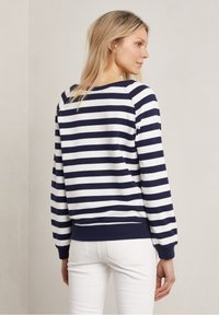 Hunkydory - Sweatshirt - white / blue - 2