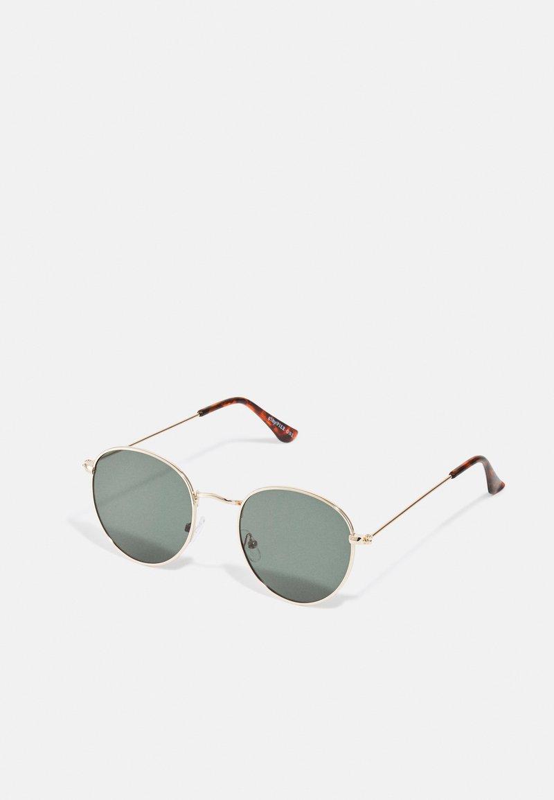 Pier One - UNISEX - Sunglasses - green
