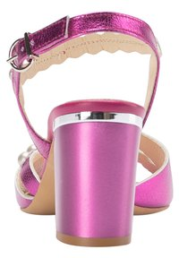 myMo at night - Sandalen met hoge hak - pink metallic - 3