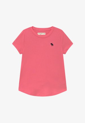 CURVED - T-shirt basic - pink