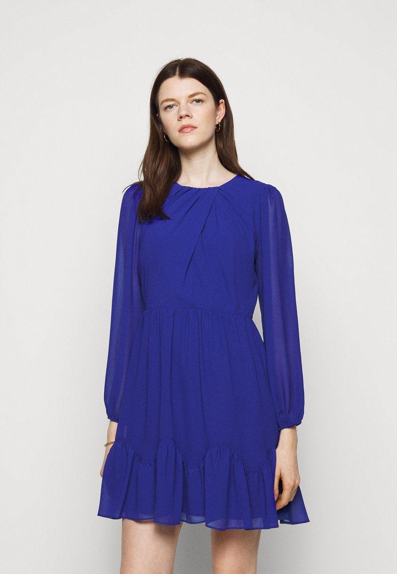 Milly - JACKIE DRESS - Shift dress - azure