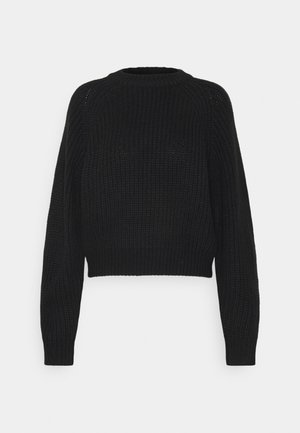 ELINA - Jumper - black