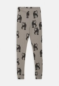 Mini Rodini - PANTHER UNISEX - Leggings - Trousers - grey - 1