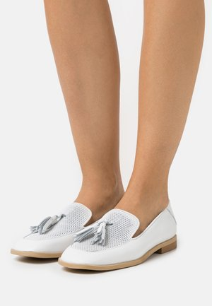 ANITA - Loafers - white
