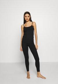 Calida - Leggings - Stockings - black - 1