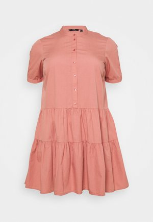 VMDELTA DRESS - Shirt dress - old rose