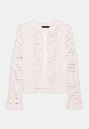 CREW NECK - Strickpullover - blush