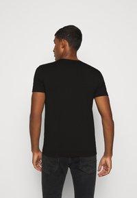 Iceberg - T-shirt con stampa - nero - 2
