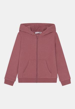 NKFLENA - Sweater met rits - deco rose