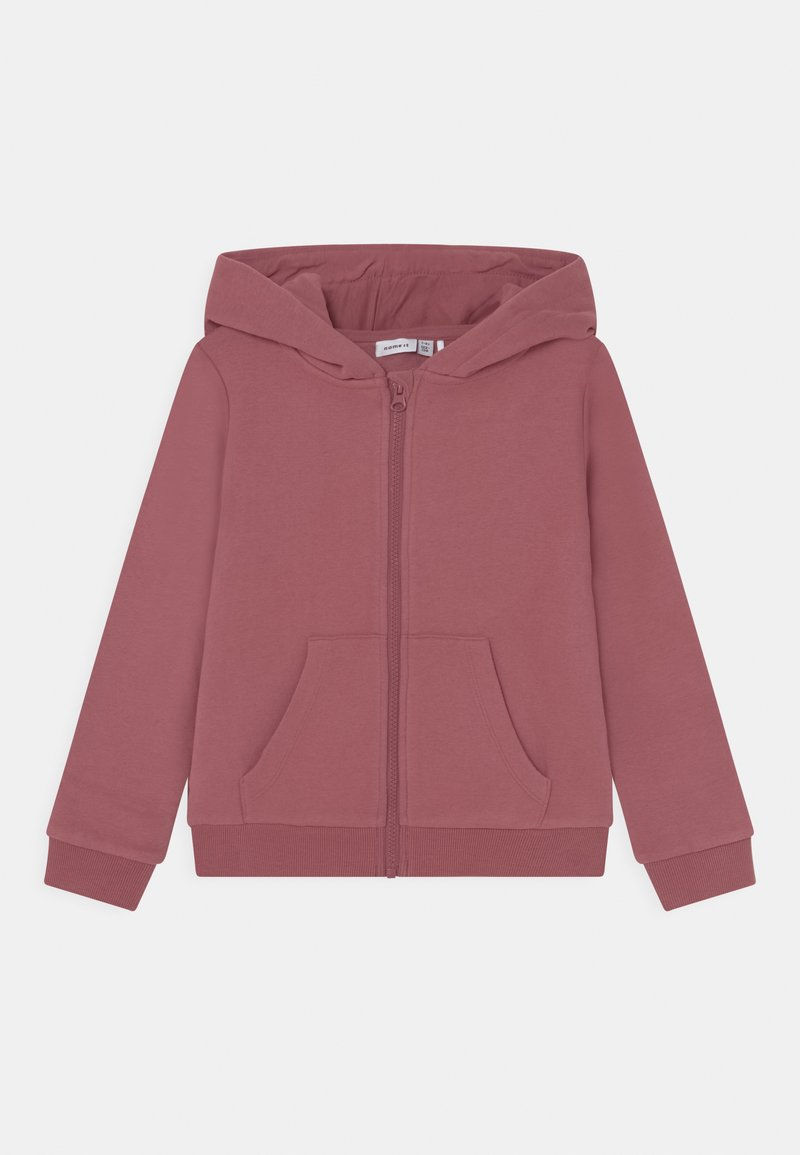 Name it - NKFLENA - Zip-up sweatshirt - deco rose
