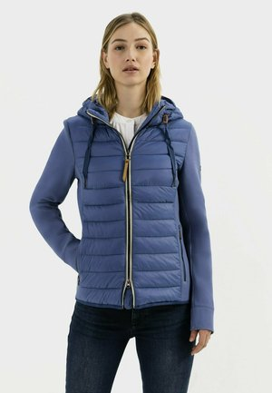 Winter jacket - kobalt
