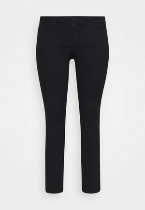 VMMANYA  - Jeans slim fit - black