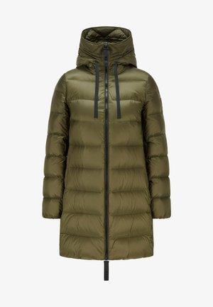 PETRANA - Down coat - dark green