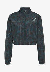 Puma - EMPOWER SOFT TRACK JACKET - Summer jacket - greengables - 3
