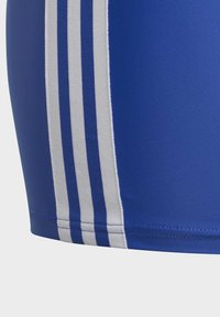 adidas Performance - FIT 3 STRIPES PRIMEBLUE BOXER SWIM TRUNKS - Swimming trunks - blue - 5