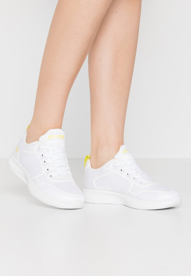 BOBS SQUAD 2 - Trainers - white/yellow