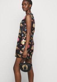 Versace Jeans Couture - LADY DRESS - Sukienka letnia - black - 3