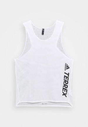 TERREX PARLEY AGRAVIC SINGLET - Top - white