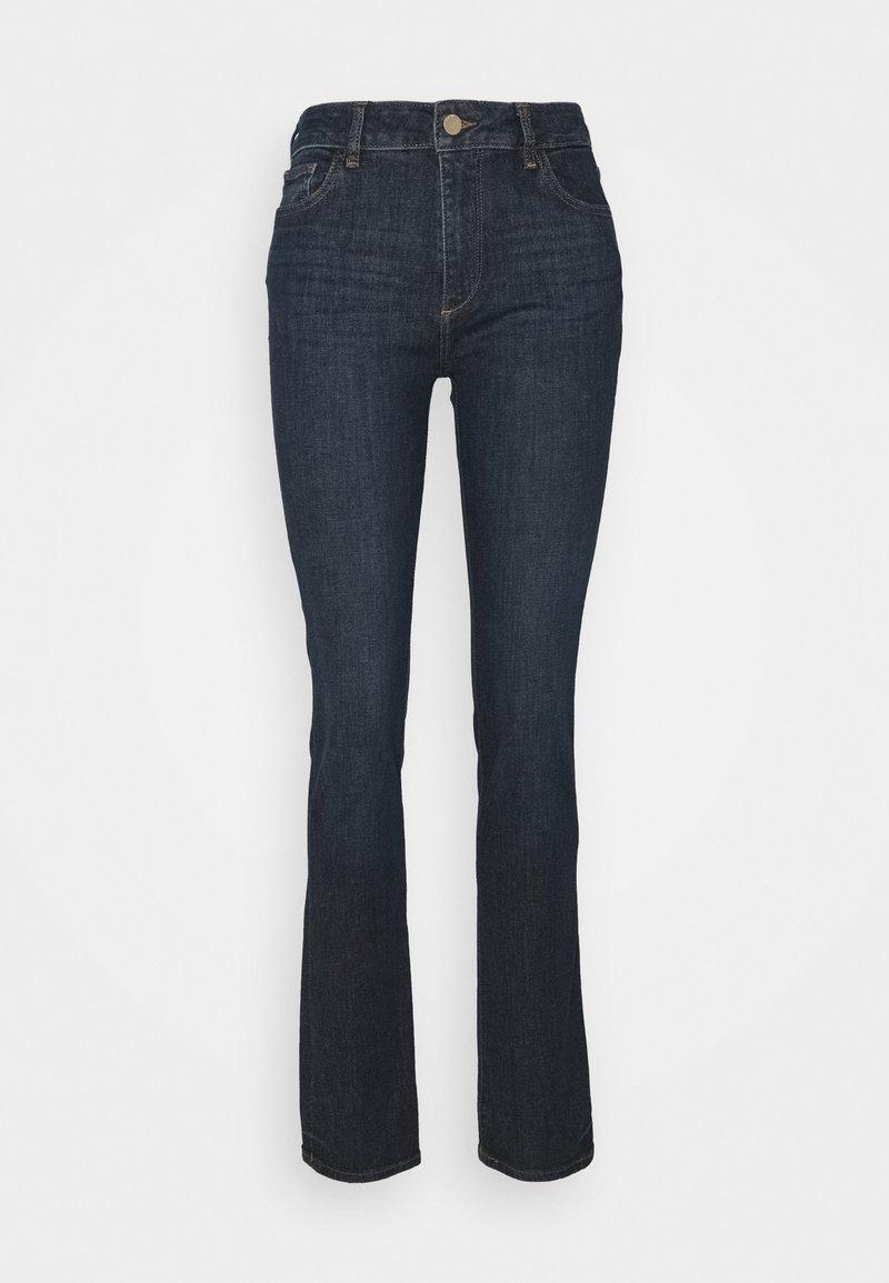 DL1961 - COCO MID RISE CURVY  - Straight leg jeans - indigo